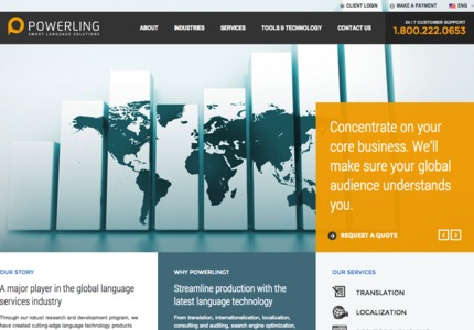 A great web design: Website, Marketing Website , Technology , ExpressionEngine