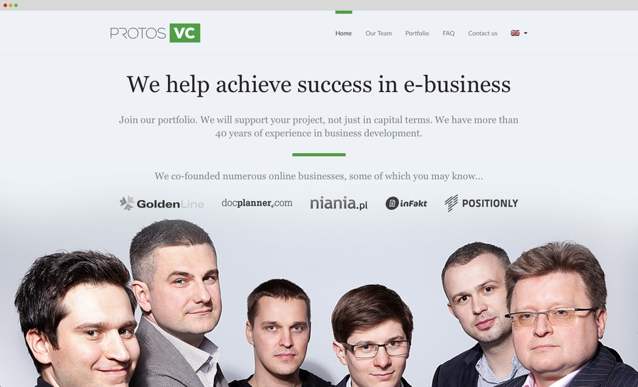 A great web design by Karol Krakowiak, Warsaw, Poland: Responsive Website, Marketing Website , Internet , Wordpress