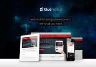 A great web design by Blue Nexus Media, London, United Kingdom: