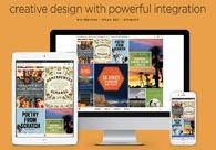 A great web design by Digital Marauders, New York, NY: Responsive Website, Portfolio , Publishing , Wordpress