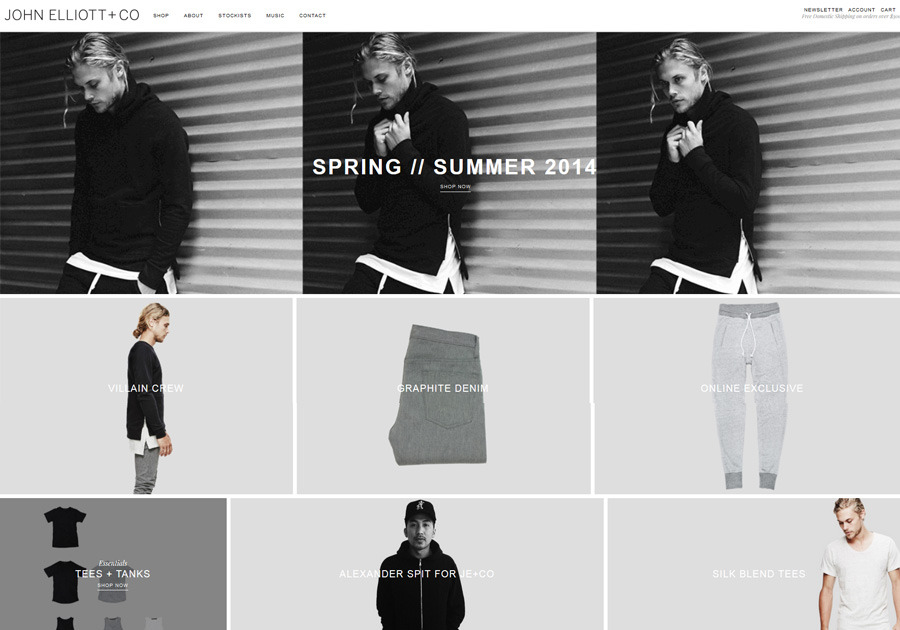 A great web design by SeedCMS, LLC, Los Angeles, CA: