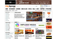 A great web design by Implode Media Inc., Toronto, Canada: