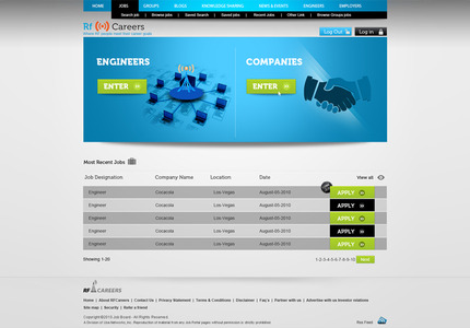 A great web design by Dotlogics Inc. : Responsive Website, Web Application , Service , PHP