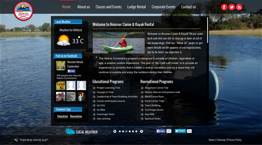 A great web design by Arunkumar AK, Chennai, India: Website, News , Education , Wordpress