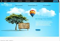 A great web design by TechZarInfo Software and Consulting Services, Chennai, India: Responsive Website, Marketing Website , Software , Wordpress