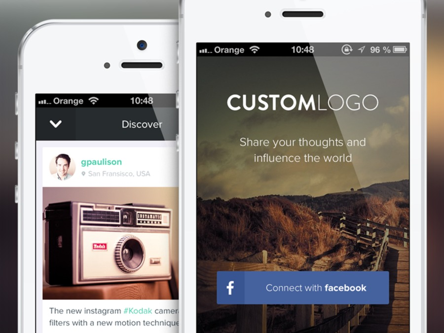 A great web design by Afonso.me, Malmoe, Sweden: Mobile App , Social/Community , Software