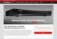 A great web design by DISH NETWORK QPRISM, Atlanta, GA: