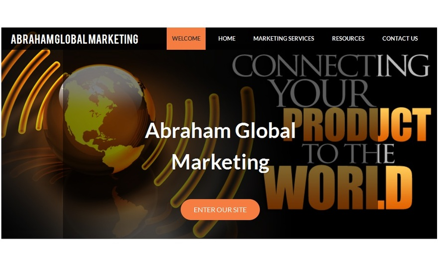 A great web design by AGM Marketing & Web Design, New York, NY: