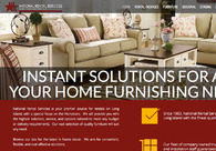 A great web design by Eric Budzinski Design, Long Island, NY: