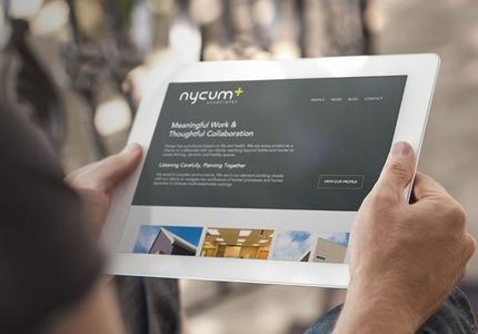 A great web design by Simple Square, Atlanta, GA: Responsive Website, Portfolio , Construction , Wordpress