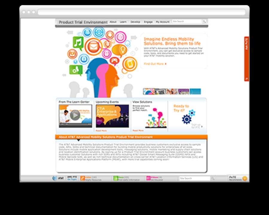 A great web design by Plasma Computing Group Inc., Dallas, TX: