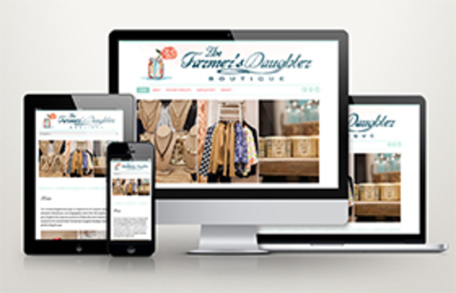A great web design by Stephanie Gordon Design, Murfreesboro, TN: Responsive Website, E-Commerce , Fashion , Wordpress