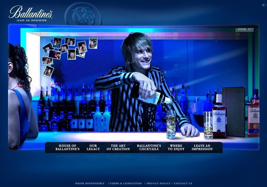 A great web design by Mohu™, London, United Kingdom: