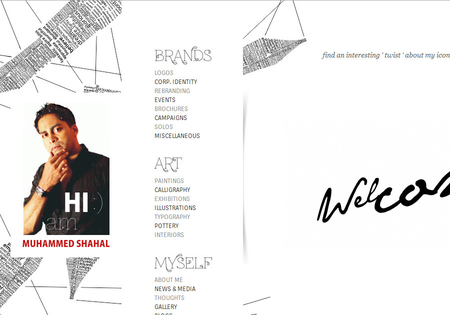 A great web design by Puppets, Trivandrum, India: Website, Portfolio , Other, PHP