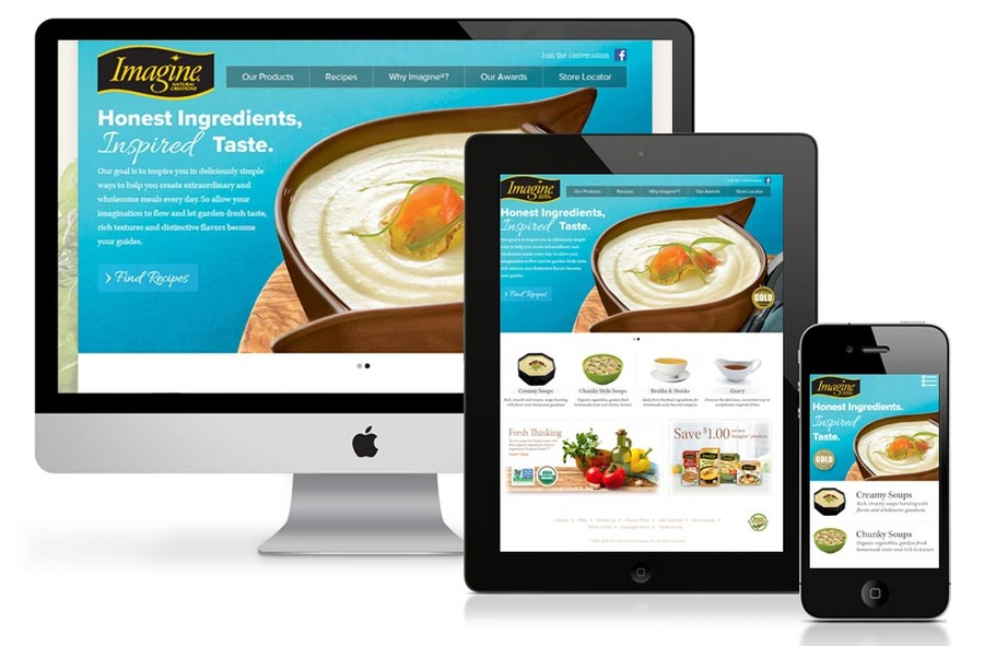 A great web design by InfoWave , Mahwah, NJ: