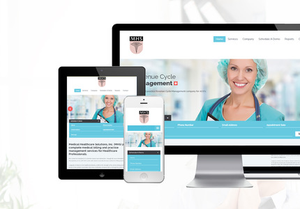 A great web design by Up And Social - Boston Web Design, Boston, MA: Responsive Website, Marketing Website , Healthcare, Wordpress