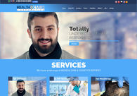 A great web design by ISTANBUL WEBMASTER, Istanbul, Turkey: Responsive Website, Portfolio , Health & Beauty , PHP