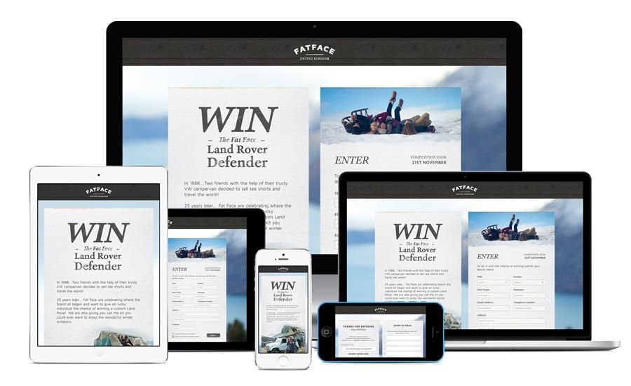 A great web design by BBD Studioworks, Poole, United Kingdom: Responsive Website, Marketing Website , Retail , PHP