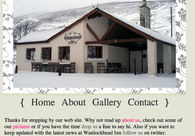 A great web design by Above Function, Glasgow, United Kingdom: