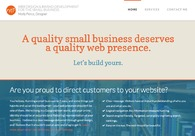 A great web design by MP Small Business Web Design, New York, NY: