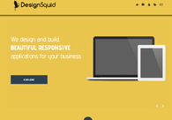 A great web design by Design Squid, Houston, TX: