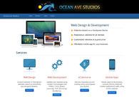 A great web design by Ocean Ave Studios, Los Angeles, CA: