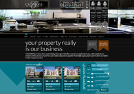 A great web design by ABE Media, Brighton and Hove, United Kingdom: Website, Web Application , Real Estate , Joomla