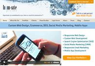 A great web design by Liqui-Site Designs, Inc., New York, NY: