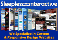 A great web design by Sleepless Interactive, San Luis Obispo, CA: