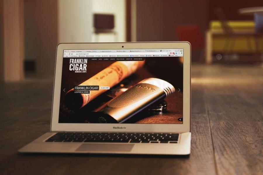 A great web design by Pique, Franklin, TN: Responsive Website, Marketing Website , Retail , Wordpress