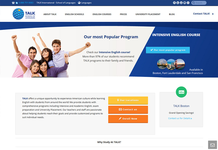 A great web design by Systems For All, Poole, United Kingdom: Responsive Website, Other, Education , Wordpress