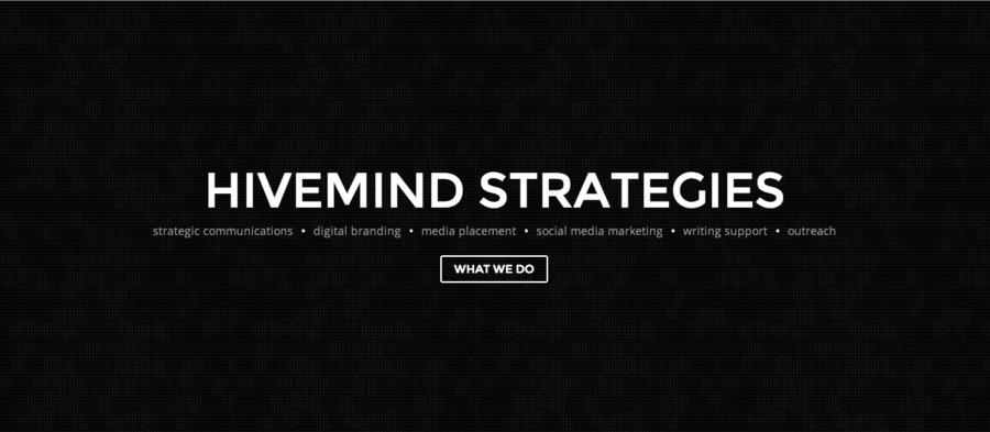 A great web design by HiveMind Strategies LLC, Washington DC, DC: