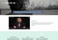 A great web design by Cindy Yu, Dallas, TX: