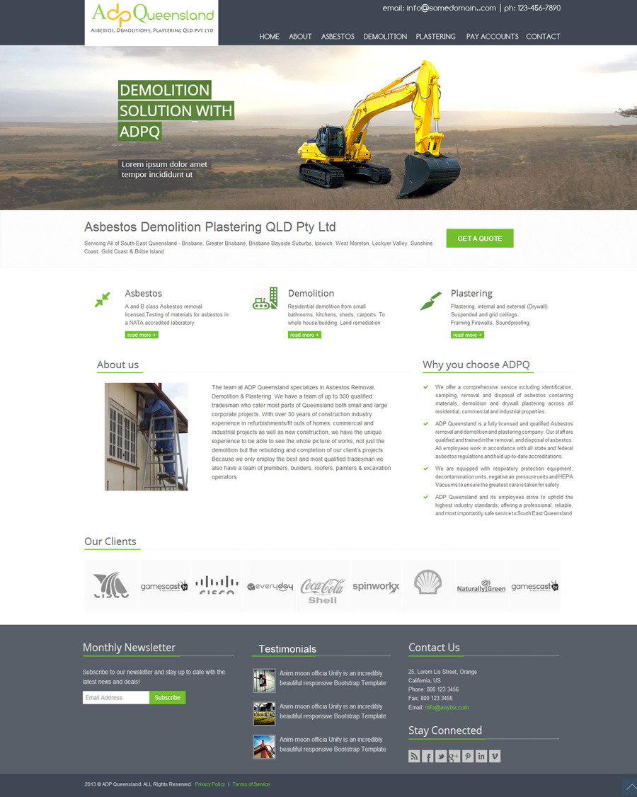 A great web design by Vijaysam, Bangalore, India: