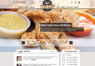 A great web design by Luutaa Technologies, San Francisco, CA: Website, Marketing Website , Food & Beverage , Wordpress