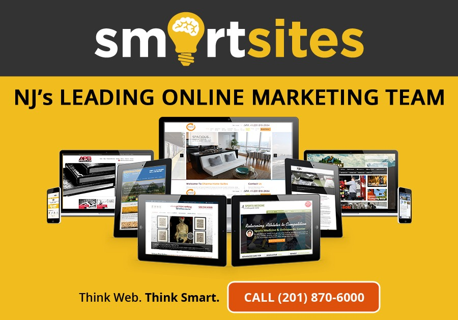 A great web design by SmartSites, Englewood Cliffs, NJ: Responsive Website, Portfolio