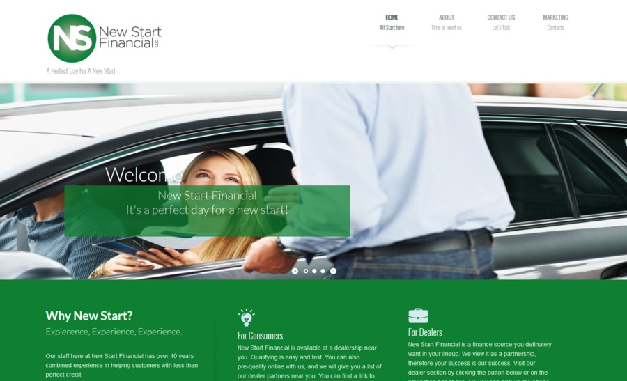 A great web design by INR Web Design, Salt Lake City, UT: