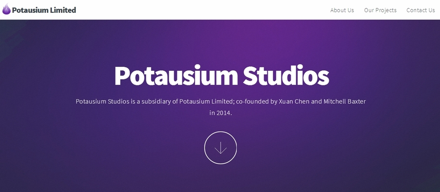 A great web design by Potausium Limited, London, United Kingdom: