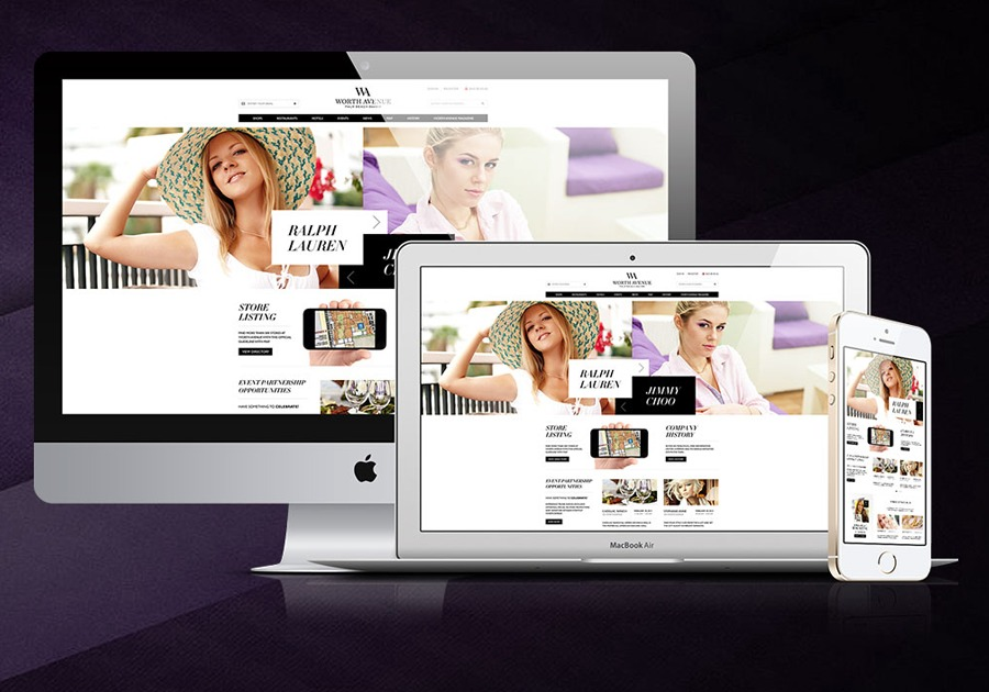 A great web design by Formless Digital, Miami, FL: Responsive Website, Marketing Website , Other
