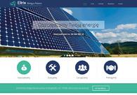 A great web design by Katarzyna Zwiech, London, United Kingdom: Responsive Website, Marketing Website , Energy , PHP
