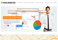 A great web design by Total Websites, Houston, TX: