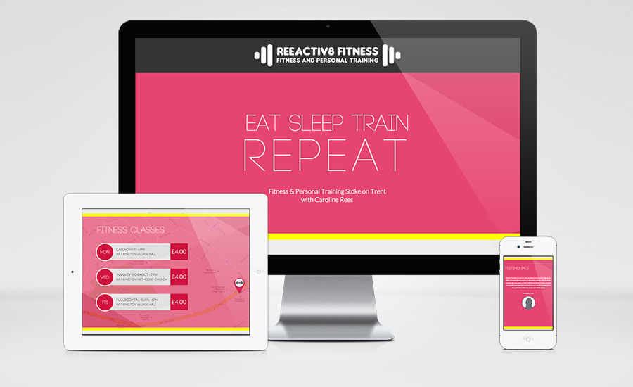 A great web design by Foamy Media, Stoke on Trent, United Kingdom: