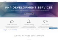 A great web design by PHPDevelopmentServices, Wilmington, DE: