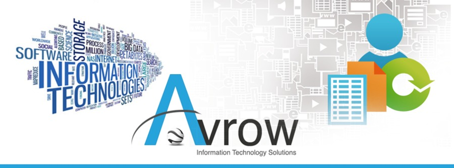 A great web design by Avrow IT Solutions, Hyderabad, India: