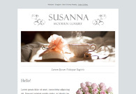 A great web design by Kumar Email Design, Ithaca, NY: