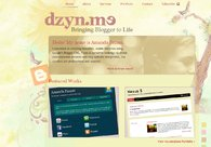A great web design by Amanda Fazani (Freelancer), Sheffield, United Kingdom: