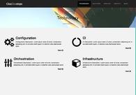 A great web design by Burim Berisa, Prague, Czech Republic: Responsive Website, Publishing , Technology , Wordpress