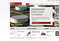 A great web design by Robena Corp., Houston, TX: