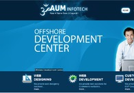 A great web design by Aum Infotech, Portland, OR:
