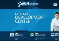 A great web design by Aum Infotech: